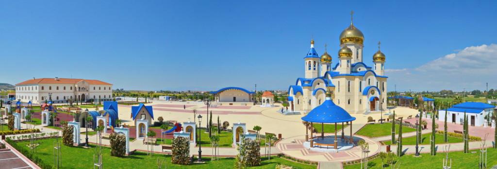 Русский храм. Никосия, Кипр